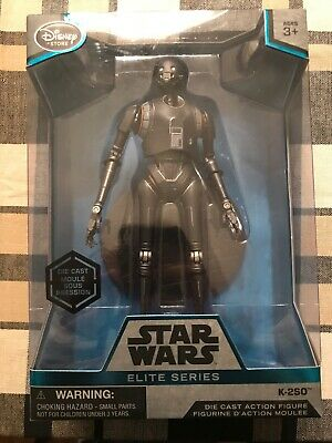 K-2SO - Disney Store - Star Wars Elite Series Die Cast Figure - NEW