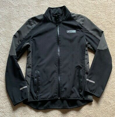Mens F1 Mercedes AMG Petronas Black Softshell Team 2015 Jacket Formula 1 Size S