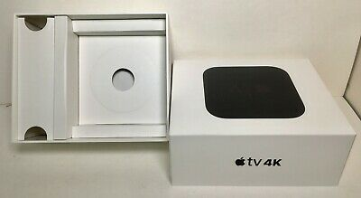 Empty BOX Only - Apple TV 4K HDR 5th Generation 64GB MP7P2LL/A A1842 - Box Only