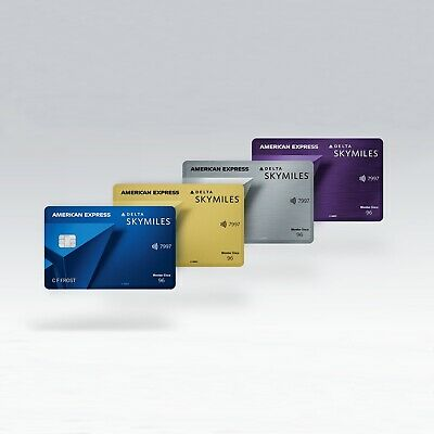 *NEW* Amex Gold Delta SkyMiles Credit Card 70,000 mile Referral !
