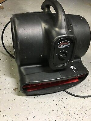 Xtreme Garage Air Mover Carpet Dryer 1/4 HP X-400WFK Works Great Free Shipping