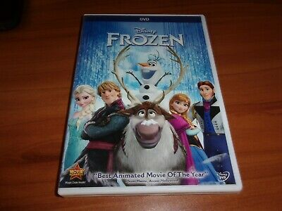 Frozen (DVD, Widescreen 2014)