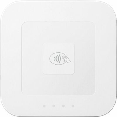 Square - Square contactless and chip reader - White