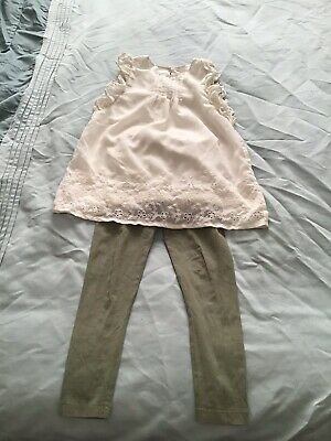 Girls George Outfit 7-8 Years