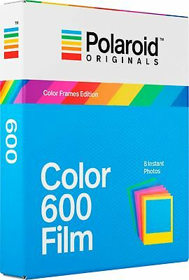 Polaroid - Color 600 Film - Different Colored Frames