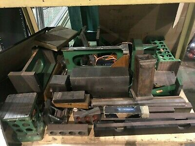 Pallet Of Metrology gauge and Measuring Angle Blocks ex gm holden