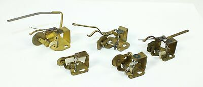 (5) Assorted Music Box And/Or Cuckoo Clock Govenors Gg221