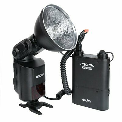 AU Godox AD360II-N i-TTL Camera Portable Flash Light+ PB960 Power Pack for Nikon