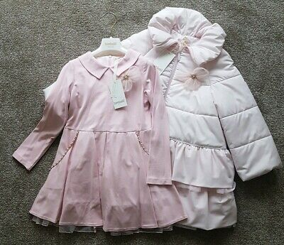 Bimbalo Girls Outfit Dress And Coat Age 6 new spanish romany
