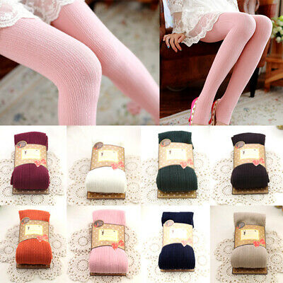 Women Tights Thick Stocking Opaque Seamless Warm Thermal Tights Pantyhose