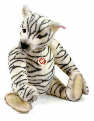 Steiff Collectors Zebra Teddy Bear Limited Edition Gift, 420283