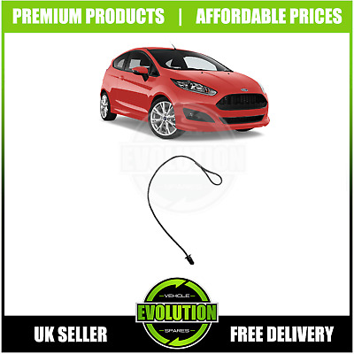 FORD FIESTA 07-17 MK7 Parcel Shelf Tray Cover string strap rope x 1 & clip NEW
