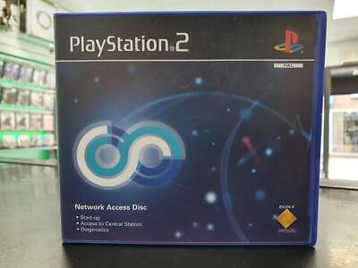 Network Access Disc For Sony PlayStation 2 PS2