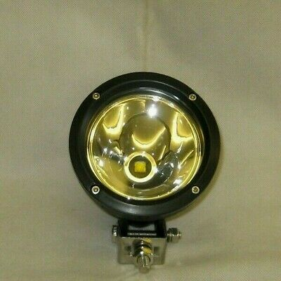 Large Round LED Spot / Work Lamp 12V 25W Wipac S7117