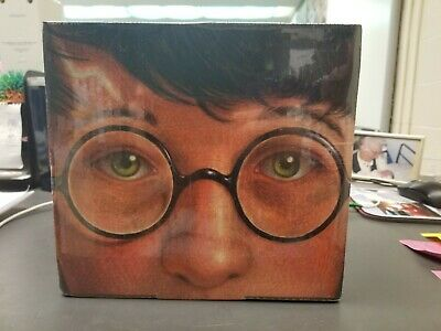 Harry Potter The Complete Series by J.K. Rowling Box Set Books 1-7 Brand New