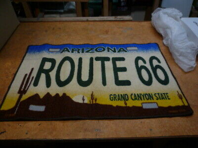 Tapis Route 66 - Harley - Usa