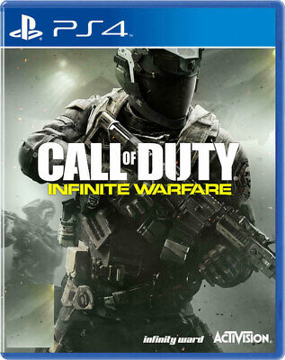 Call of Duty CoD Infinite Warfare D1 Version PS4 Deutsch (DVD BOX)
