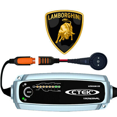 Lamborghini Urus Battery Charger Tender Conditioner Trickle Charger
