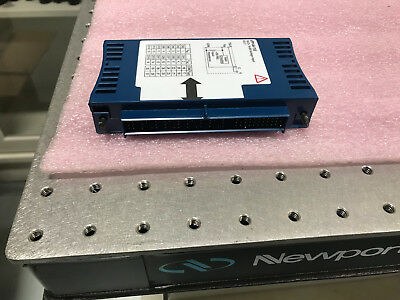 National Instruments cFP-AI-112 16-Channel 16-Bit Analog Input Module Fieldpoint