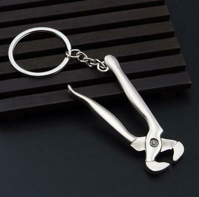 Fashion Metal Creative Tool Wrench Spanner Car Key Chain Ring Keyring Gifts Hot