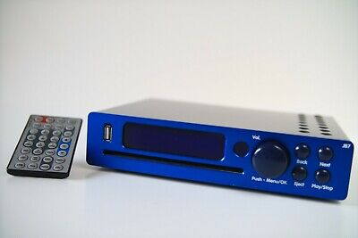 Brennan JB7 320GB Hard Drive Music Player/CD Storage with Remote Control