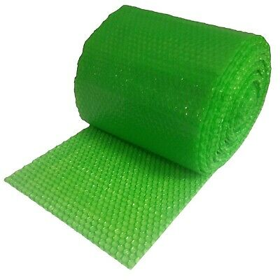"3/16"" SH Recycled Small Bubble Cushioning Wrap Padding Roll 25' x 12"" Wide 25FT"