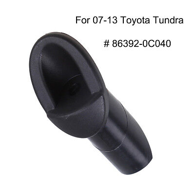 Antenna Base Bezel for 07-2013 Toyota Tundra Ornament Replaces 86392-0C040 Black