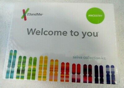 23andMe - Personal Ancestry Kit with Lab Fee Included free shipping