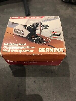 Vintage Bernina Walking Foot Attachment - Old Style Models