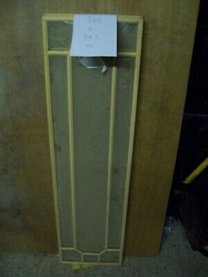 Sought after a pair of Astral glazed doors