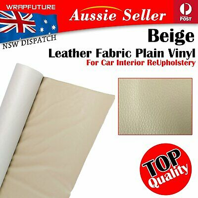 Synthetic Leather Vinyl Marine Fabric Upholstery Furniture Water Mildew Proof