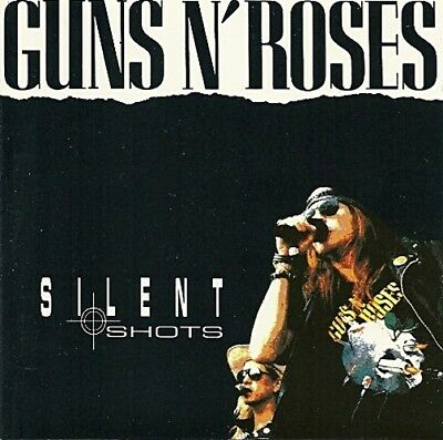 GUNS N' ROSES. SILENT SHOTS Musik Album Live CD