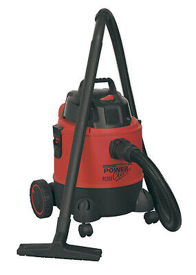 Sealey Pc200 Vacuum Cleaner Wet And Dry 20Ltr 1250W/230V
