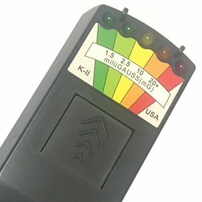 Genuine K2 EMF Meter Detector Ghost Hunting Paranormal Equipment K-II KII K-2
