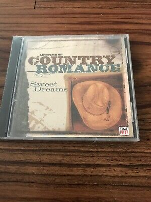 TIME LIFE MUSIC Country Romance Sweet Dreams - 2 CD SET - BRAND NEW & SEALED!!!