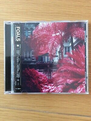 Foals Everything Not Saved Will Be Lost Part 1 CD Europe Warner Bros 2019