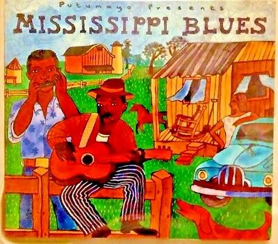 NEW Putumayo Presents: Mississippi Blues by Various Artists (CD, Feb-2002, Putum