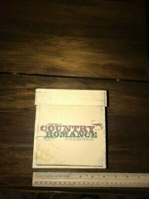 Lifetime of Country Romance Incomplete 5 CD Box Set Time Life Music 2006