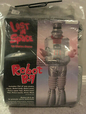 Lost in Space Robot B9 Halloween Costume