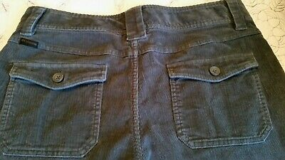 Columbia Women's Casual Pants Gray Corduroy Tag Size 12