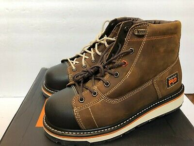 Timberland PRO 9.5 Gridworks Soft Toe Waterproof Industrial Boot