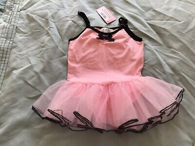 Girls Ballet Dancer Outfit BNWT 5-6 Years