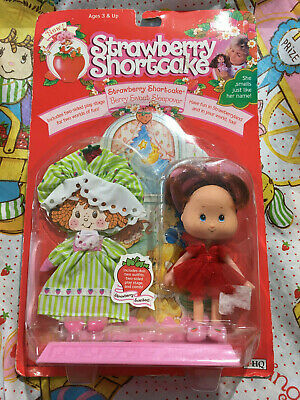 Strawberry Shortcake THOSE CHARACTERS FROM CLEVELAND 1991 Shortcake Herself