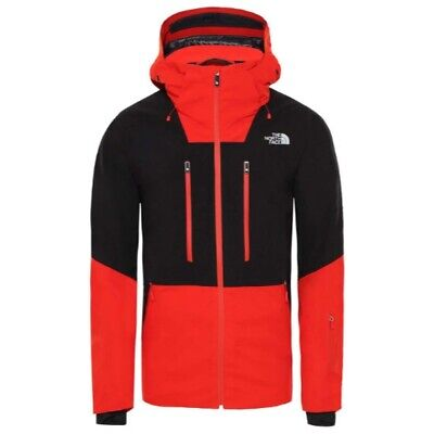 The North Face Anonym Jacket Tnf Black/Fiery Red NF0A3LZFTJ21/