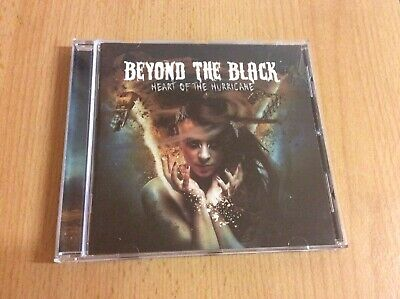 Beyond the Black - Heart of the Hurricane CD 2018 Neuwertig