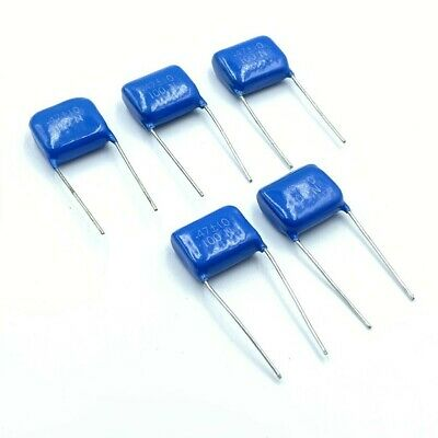 0.47UF 470NF 400V RADIAL FILM CAPACITOR MS ICEL QTY:5
