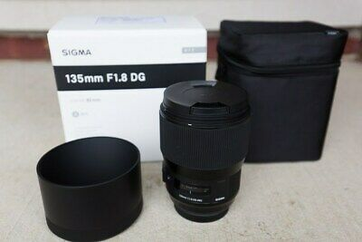 Sigma 135mm f/1.8 DG HSM Art Lens for Sony E TT