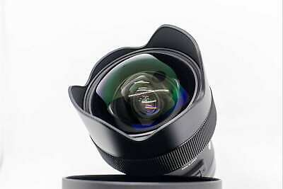Sigma 14mm f/1.8 DG HSM Art Lens for Sony E TT