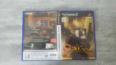 Contra: Shattered Soldier - Jeu PS2