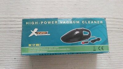 Hand Held Car Vacuum Cleaner Hoover 12V Portable